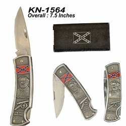 Gen. Robert E Lee, Folding Pocket Knife