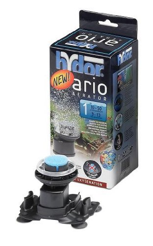 ARIO 1 Aerator Internal Venturi Air Pump for Aquariums 3 13 gallon