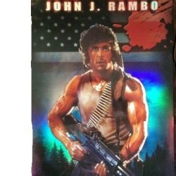 Hot Toys 1/6 Scale First Blood John J. Rambo Movie Masterpieces Mms21 Sylvester Stallone Figure