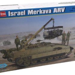 Hobby Boss Idf Merkava Arv Vehicle Model Building Kit