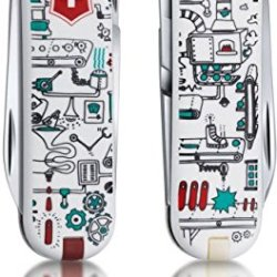 Victorinox Iron Factory, Custom Artwork, Box 0.6223.L1302Us2