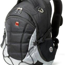 Swissgear Sa9769 Computer Backpack (Black/Light Gray)
