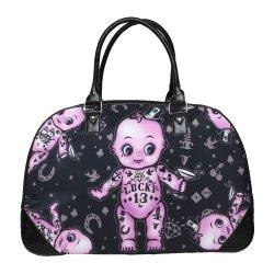 Lucky 13 Apparel Kewpie Doll Travel Bag