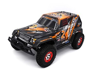 KELIWOW-112-RC-Car-24Ghz-4WD-High-Speed-SUV-Offroad-Remote-Controlled-Car-RTROrange