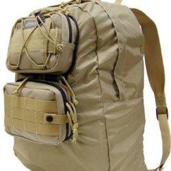 Maxpedition Gear Merlin Folding Backpack, Khaki