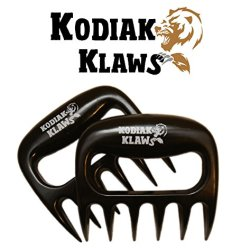 Meat Claws- Pulled Pork Claws- Shredder Bear Claws - Meat Handler- Carving Forks- Bbq Shredding Forks - Best Bbq Meat Claw- Barbecue - Barbecue Gifts - Barbecue Accessories - Bbq Tools - Bbq Supplies - Pork Shredder - Bear Claws For Pulling Pork - Bear Cl