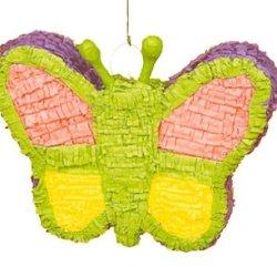 Papier-Mache Butterfly Pinata