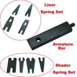 Tattoo Machine Gun Part Accessory 4Pcs Liner Spring Set +4Pcs Shader Spring Set