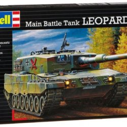 Leopard 2A4 Mbt 1/72 Revell Germany