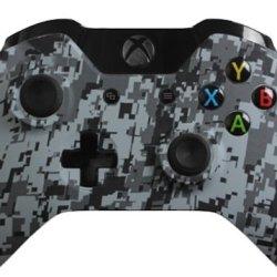 Special Edition Urban Camo Custom Xbox One Controller