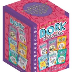 Dork Diaries Boxed Set: Includes Dork Diaries; Party Time; Pop Star; How To Dork Your Diary; Skating Sensation; Dear Dork