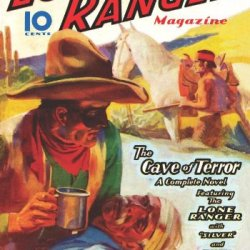 Lone Ranger Magazine - 08/37: Adventure House Presents: