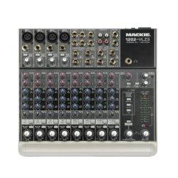 Mackie 1202 Vlz Pro 12 Input 8 Channel Mixer