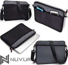 GreyCover-Case-Shoulder-Bag-WStrap-Microsoft-Surface-Pro-3-NuVur-