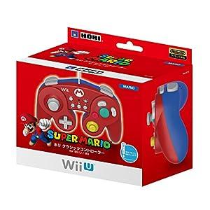 【Wii U/Wii対応】ホリ クラシックコントローラー for Wii U マリオ