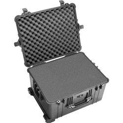 1620 Transport Case With Foam - Black 1620 Transport Case With Foam - Black