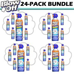 Max Professional Blow Off 8 Oz 24 Pack Kit