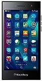 BlackBerry Leap  Smartphone ( 12,7 cm (5 Zoll) Touchscreen, 8 Megapixel Kamera, 16GB Speicher, 10.3.1 BlackBerry Blend) grau