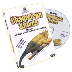 Chameleon Knives By Joe Mogar - Dvd