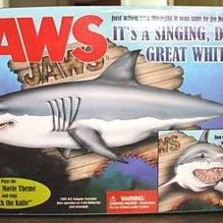 Jaws: It'S A Singing, Dancing Great White! By Gemmy Industries, 2000