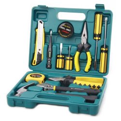 Multifunctional Combined Tool Set Screwdriver Knife Vise Wrench Tape Measure