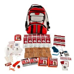 Guardian Essentials 2-Person Emergency Survival First Aid Kit