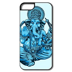 Cute Ganesh Loves Pc Case For Iphone 5/5S