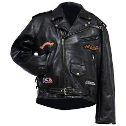 Standout Jackets Exclusive Motorcycle Buffalo Leather Motorcycle Jac Incomparable