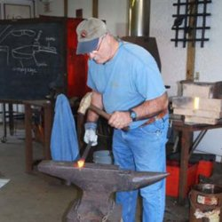 Blade Forging With Jim Crowell (An American Bladesmith Society Dvd)