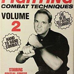 Knife Fighting Combat Techniques Vol 2. Vhs Starring James Webb