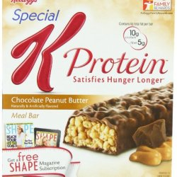 Special K Protein Meal Bar, Chocolate Peanut Butter, 6-Count Bars (Pack Of 6)
