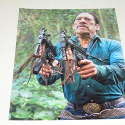 Danny Trejo Machete Autograph 8.5X11 Coa Memorabilia Lane & Promotions