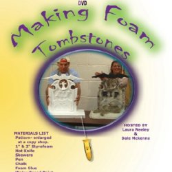 Hot Wire Foam Factory Dvd Of Making Foam Tombstones
