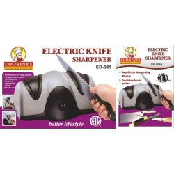 Electric Professional Two-Stage Knife Sharpener