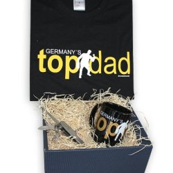 "Gift Set ""Germany'S Top Dad"" (M)"