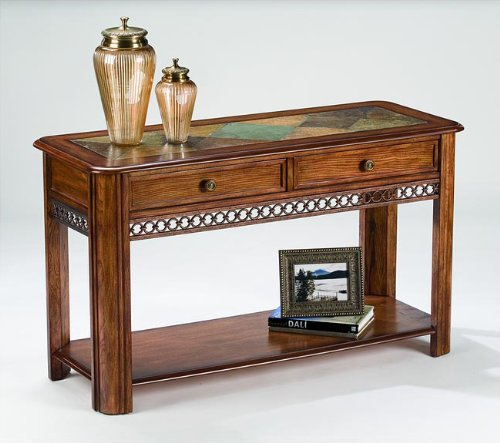 Image of Magnussen Madison Rectangular Console Table (T1125-73)