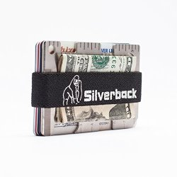 Silverback 12+ Function Multi Tool Wallet