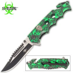 Ao Zombie Slayer Rescue Knife 528Gr