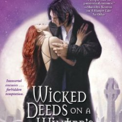 Wicked Deeds On A Winter'S Night (Immortals After Dark, Book 3)