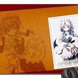 Izayoi Sakuya Mouse Pad, Mousepad