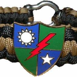 2/75Th Ranger Rgt (Pat Tillman) Special Edition #3 Bracelet