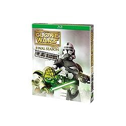 【Amazon.co.jp限定】 スター・ウォーズ:クローン・ウォーズ 〈ファイナル・シーズン/ザ・ロスト・ミッション〉 BDコンプリート・セット (B6サイズオリジナルリングノート付) [Blu-ray]