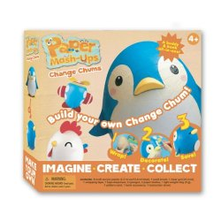 Paper Mash Up Change Chums Craft Kit