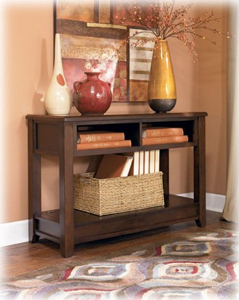 Image of Console Sofa Table by