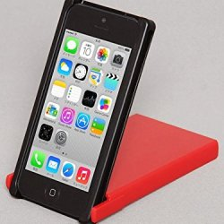 Trick Cover For Iphone 5 / 5S (Black X Red) Plastic Case Cover Nunchaku Butterfly Knife Action