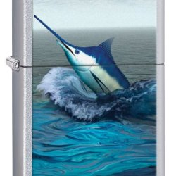 Zippo Marlin 2 Pocket Lighter