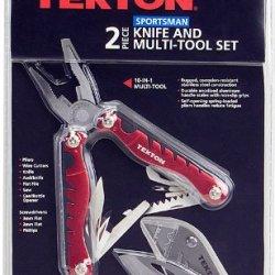 Tekton 1835 Multi-Tool And Sport Utility Knife Set, 2-Piece