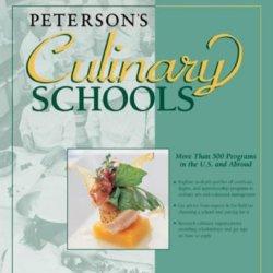 Culinary Schools 9Th Ed (Peterson'S Culinary Schools)