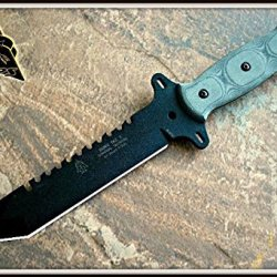 Tops Surv-Tac 7 Survival Combat Knife By Joseph Teti Stac-7