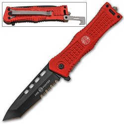 Fire Fighter Ao Rescue Folding Knife Cld160